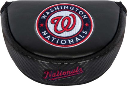 Team Effort Washington Nationals Mallet Putter Headcover