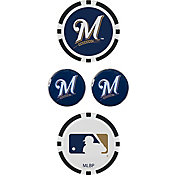 Team Effort Milwaukee Brewers Ball Marker Set
