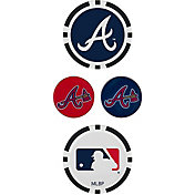 Team Effort Atlanta Braves Ball Marker Set