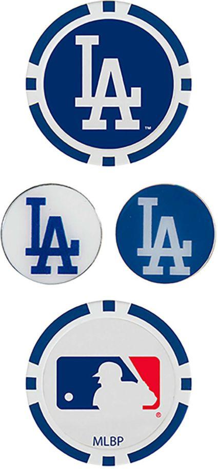 Team Effort Los Angeles Dodgers Ball Marker Set