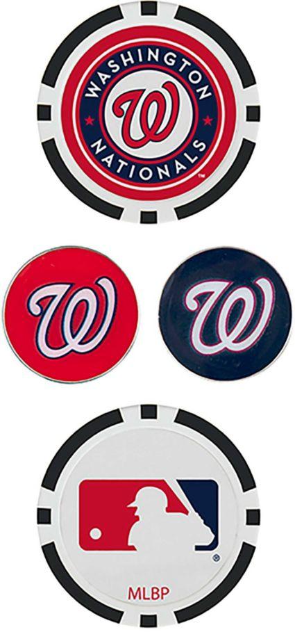 Team Effort Washington Nationals Ball Marker Set