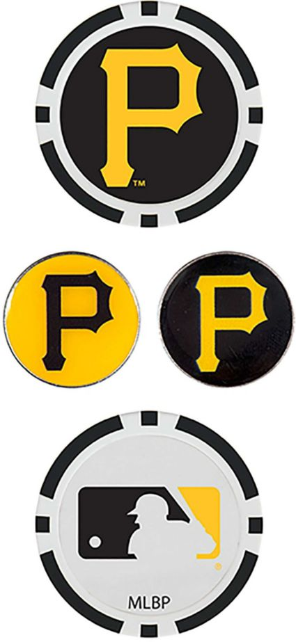 Team Effort Pittsburgh Pirates Ball Marker Set
