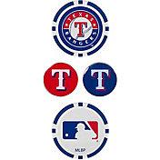 Team Effort Texas Rangers Ball Marker Set