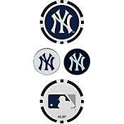 Team Effort New York Yankees Ball Marker Set