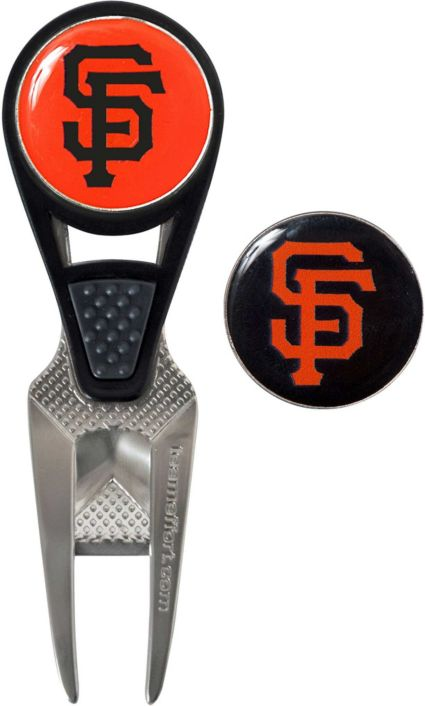 Team Effort San Francisco Giants CVX Divot Tool and Ball Marker Set