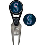 Team Effort Seattle Mariners CVX Divot Tool and Ball Marker Set