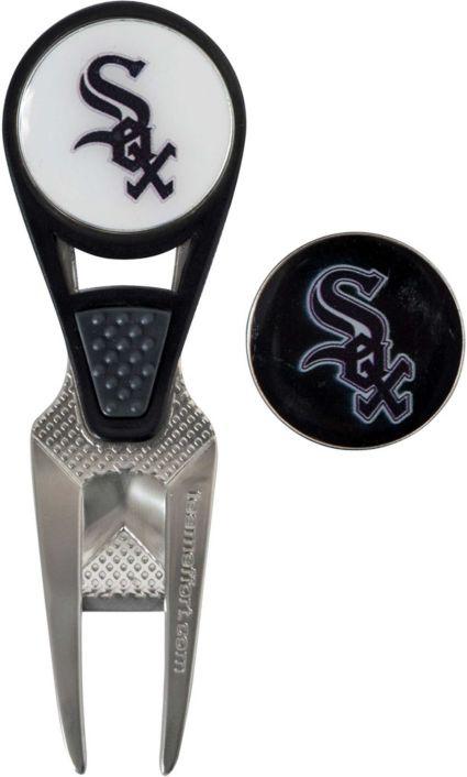 Team Effort Chicago White Sox CVX Divot Tool and Ball Marker Set