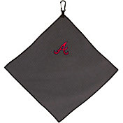 "Team Effort Atlanta Braves 15"" x 15"" Microfiber Golf Towel"