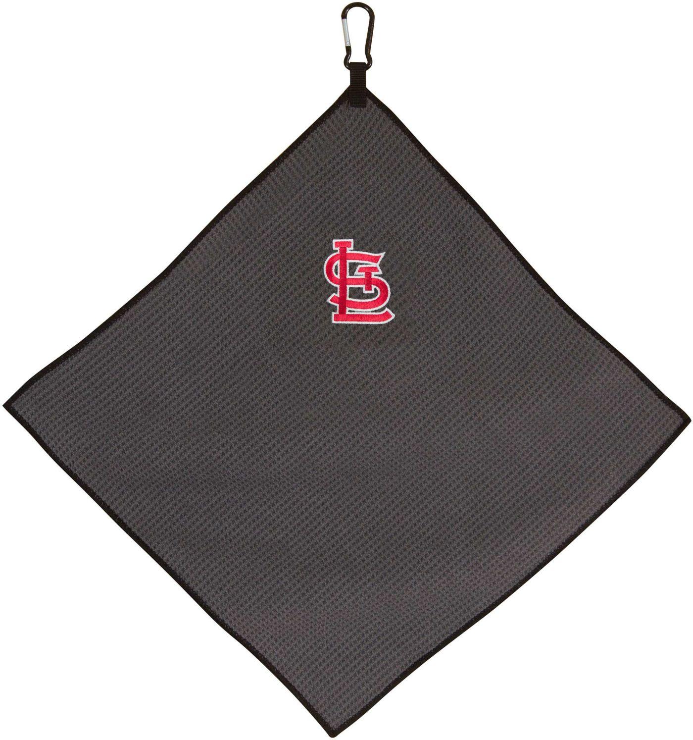 "Team Effort St. Louis Cardinals 15"" x 15"" Microfiber Golf Towel"