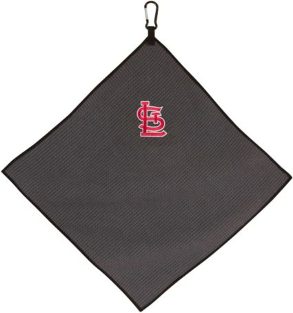 "Team Effort St. Louis Cardinals 15"" x 15"" Microfiber Golf Towel"