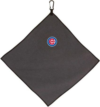 "Team Effort Chicago Cubs 15"" x 15"" Microfiber Golf Towel"