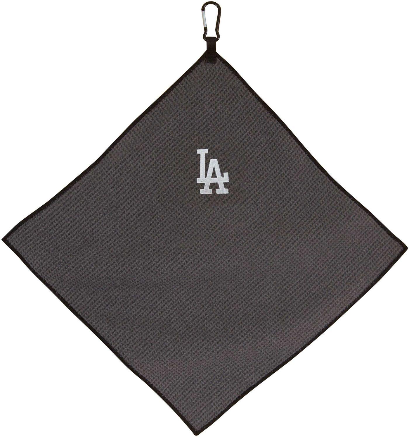 """Team Effort Los Angeles Dodgers 15"""" x 15"""" Microfiber Golf Towel"""