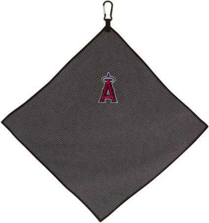 """Team Effort Los Angeles Angels 15"""" x 15"""" Microfiber Golf Towel"""