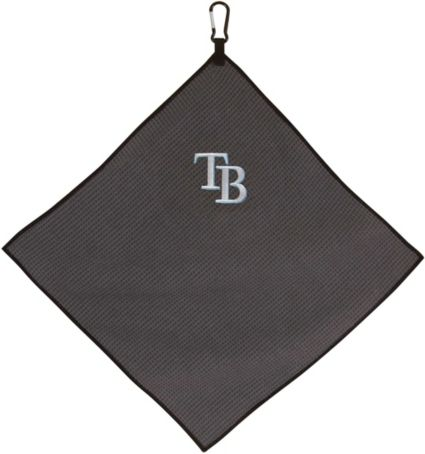"Team Effort Tampa Bay Rays 15"" x 15"" Microfiber Golf Towel"