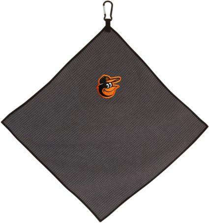 "Team Effort Baltimore Orioles 15"" x 15"" Microfiber Golf Towel"