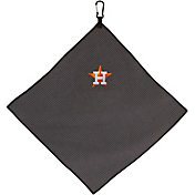 "Team Effort Houston Astros 15"" x 15"" Microfiber Golf Towel"