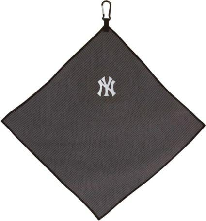 "Team Effort New York Yankees 15"" x 15"" Microfiber Golf Towel"