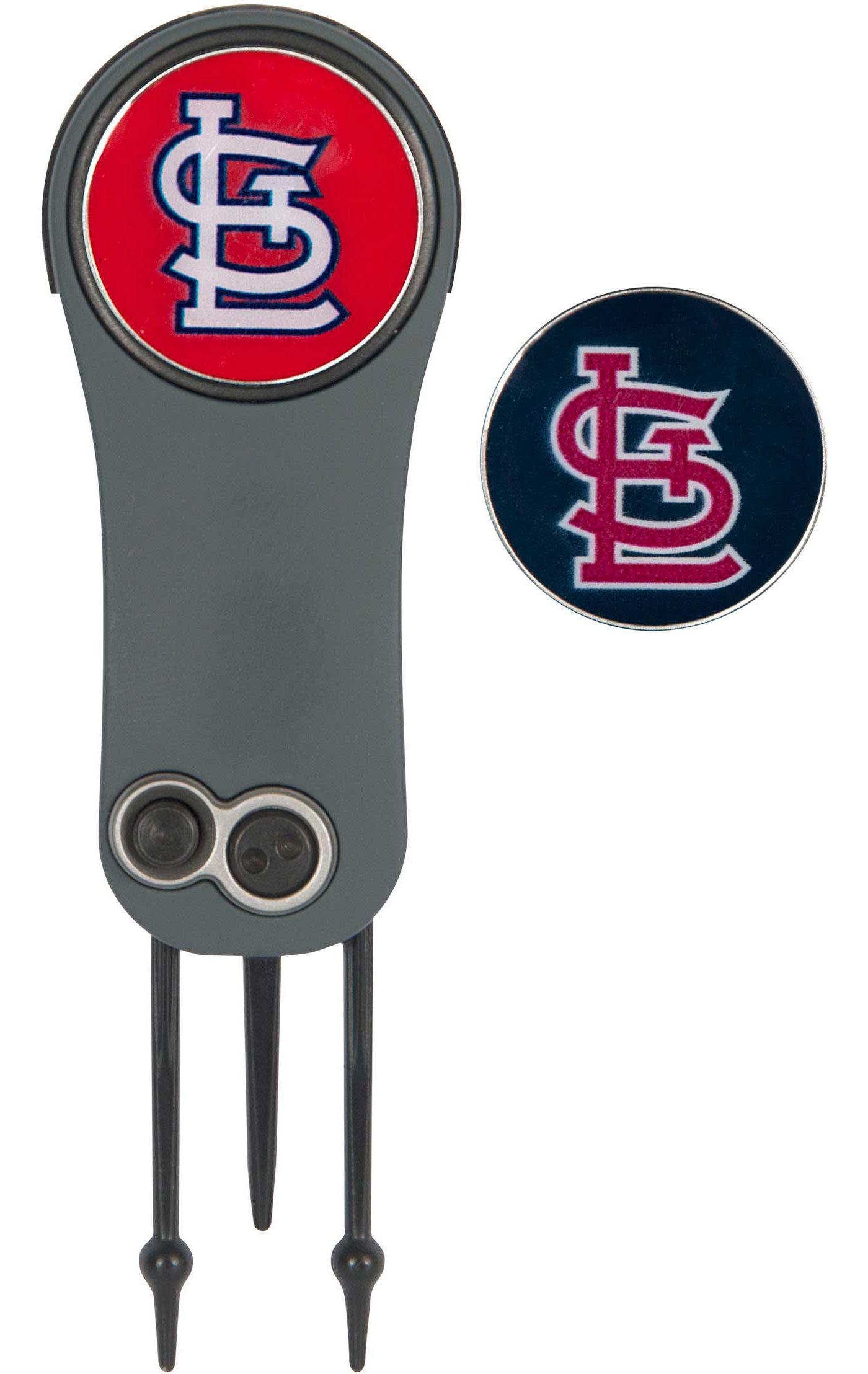 Team Effort St. Louis Cardinals Switchblade Divot Tool and Ball Marker Set