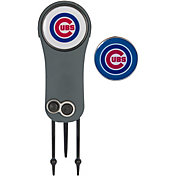 Team Effort Chicago Cubs Switchblade Divot Tool and Ball Marker Set