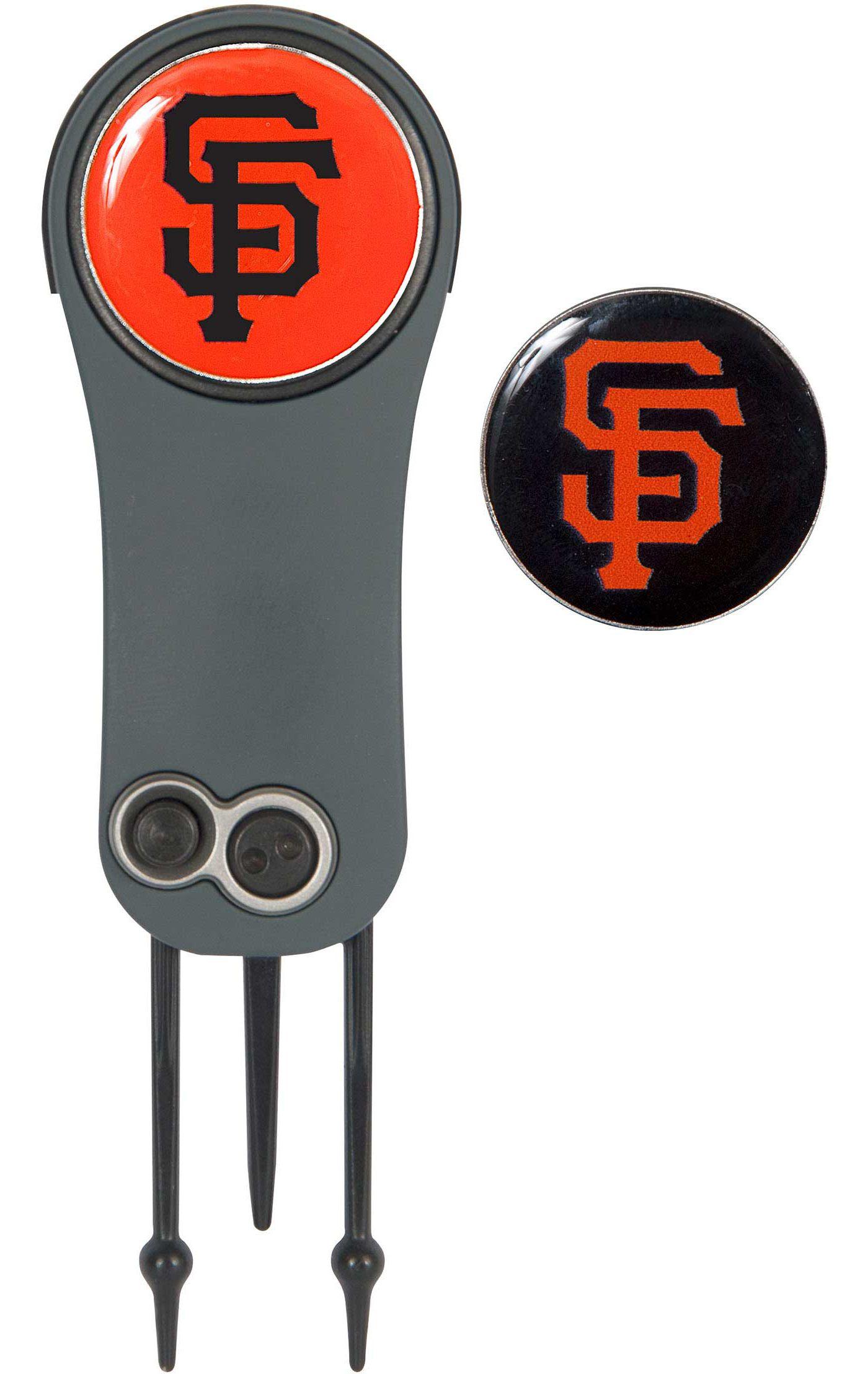 Team Effort San Francisco Giants Switchblade Divot Tool and Ball Marker Set