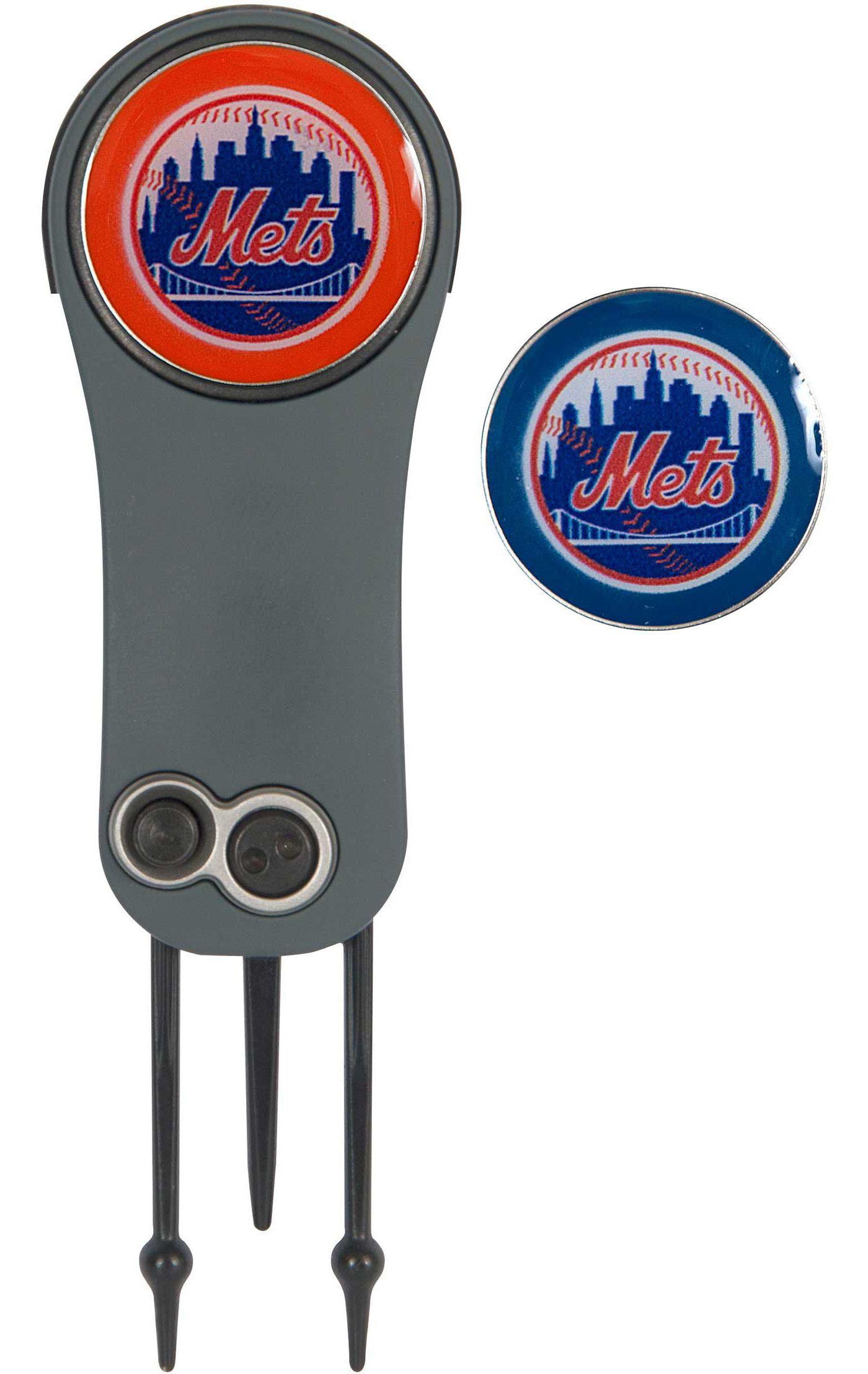 Team Effort New York Mets Switchblade Divot Tool and Ball Marker Set
