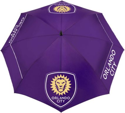 "Team Effort Orlando City 62"" Windsheer Lite Golf Umbrella"
