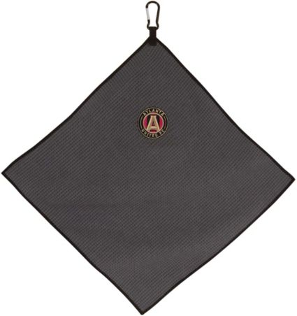 "Team Effort Atlanta United 15"" x 15"" Microfiber Golf Towel"