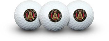 Team Effort Atlanta United Golf Balls – 3 Pack