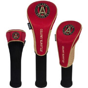 Team Effort Atlanta United Headcovers - 3 Pack