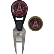 Team Effort Atlanta United CVX Divot Tool and Ball Marker Set