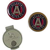 Team Effort Atlanta United Hat Clip and Ball Markers Set