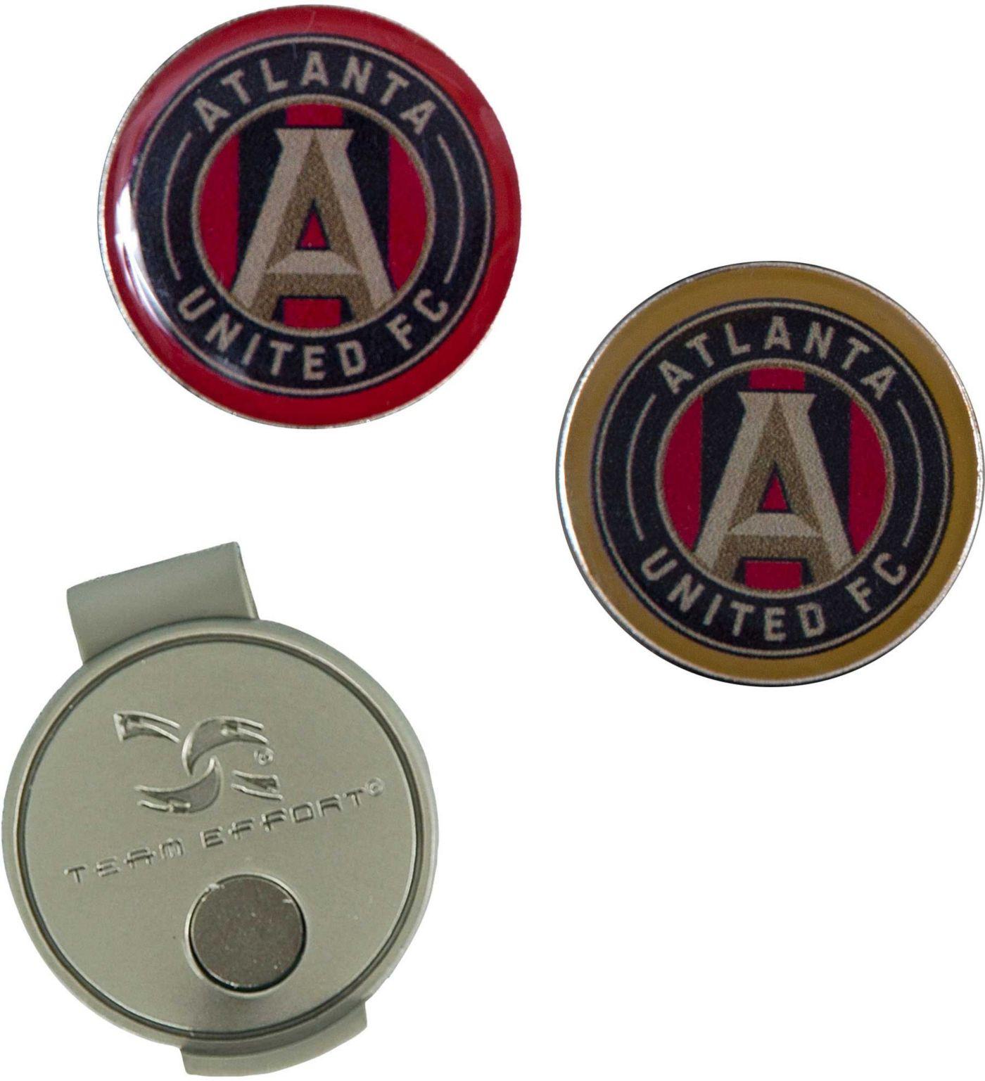 Team Effort Atlanta United Hat Clip and Ball Markers Set
