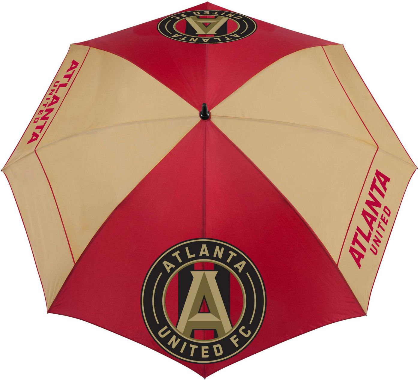 "Team Effort Atlanta United 62"" Windsheer Lite Golf Umbrella"