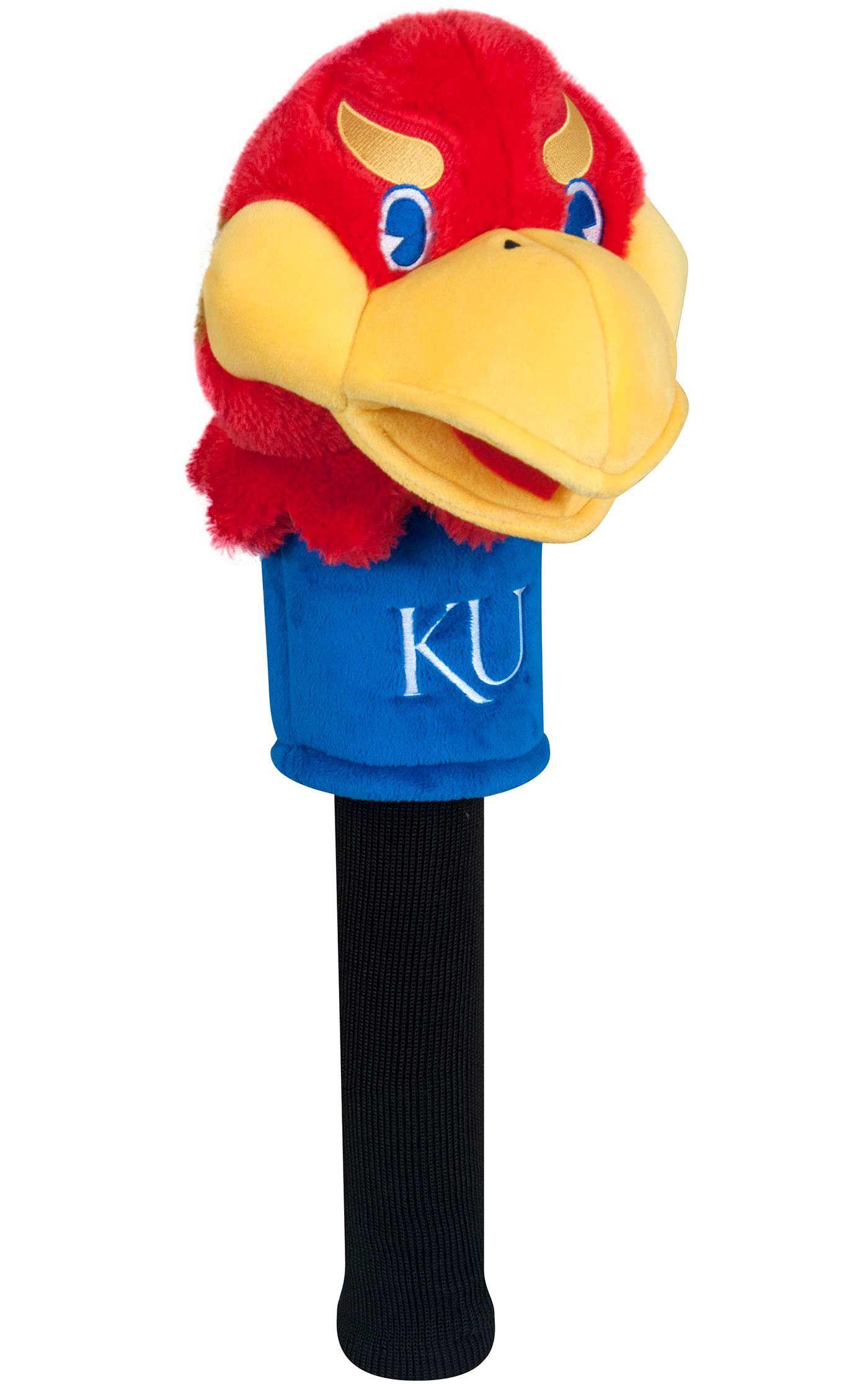 Team Effort Kansas Jayhawks Mascot Headcover