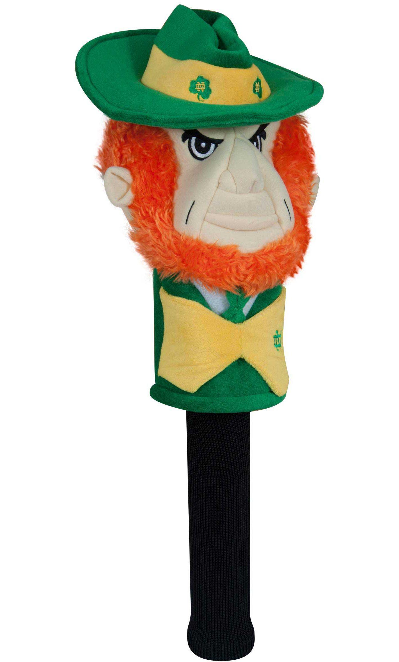 Team Effort Notre Dame Fighting Irish Mascot Headcover