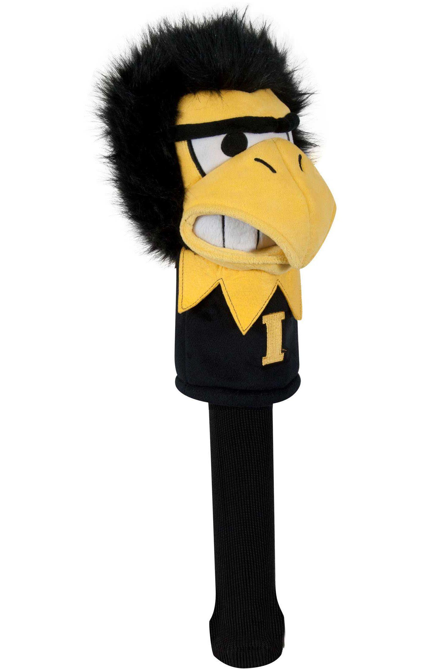 Team Effort Iowa Hawkeyes Mascot Headcover