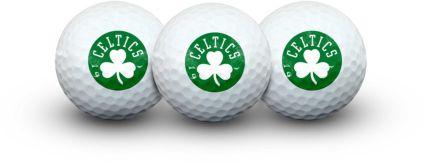 Team Effort Boston Celtics Golf Balls - 3 Pack