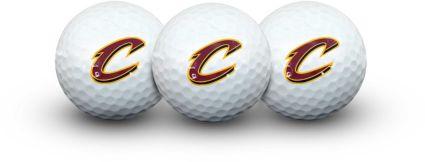 Team Effort Cleveland Cavaliers Golf Balls - 3 Pack