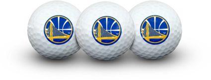Team Effort Golden State Warriors Golf Balls - 3 Pack