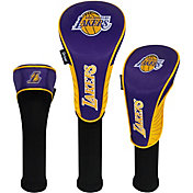 Team Effort Los Angeles Lakers Headcovers - 3 Pack