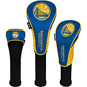 Team Effort Golden State Warriors Headcovers - 3 Pack