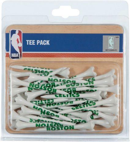 "Team Effort Boston Celtics 2.75"" Golf Tees - 40 Pack"