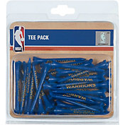 "Team Effort Golden State Warriors 2.75"" Golf Tees - 40 Pack"