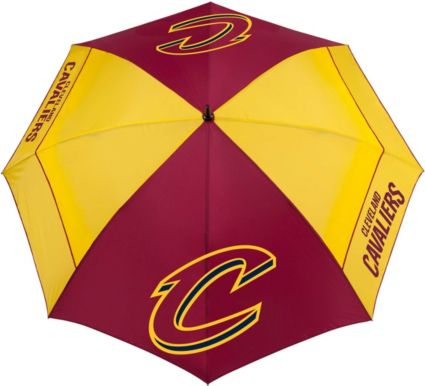 "Team Effort Cleveland Cavaliers 62"" Windsheer Lite Golf Umbrella"