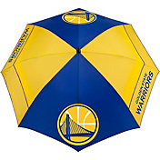 Team Effort Golden State Warriors 62' Windsheer Lite Golf Umbrella