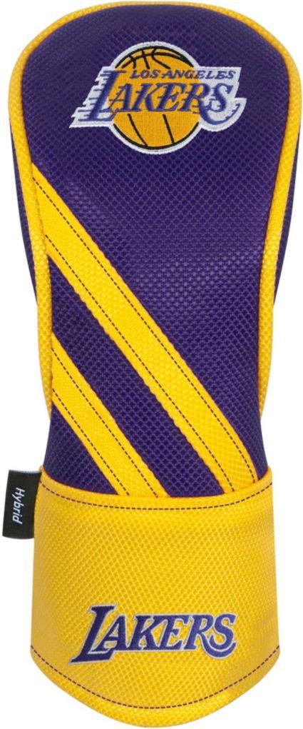 Team Effort Los Angeles Lakers Hybrid Headcover