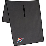 "Team Effort Oklahoma City Thunder 16"" x 41"" Microfiber Golf Towel"