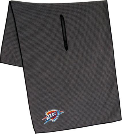"Team Effort Oklahoma City Thunder 16"" x 41"" Microfiber Golf Towel"
