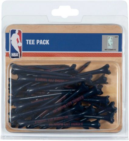 "Team Effort Oklahoma City Thunder 2.75"" Golf Tees - 40 Pack"