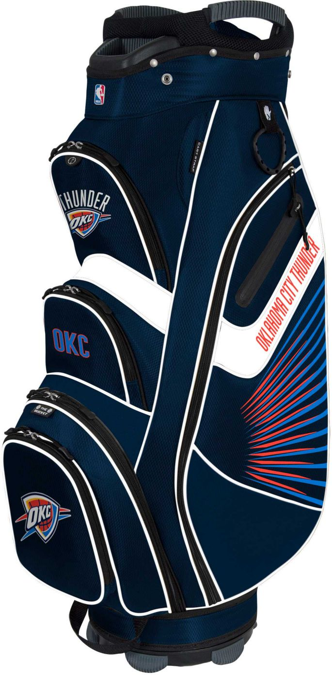 hot sale online f9fdb 7daae Team Effort Oklahoma City Thunder Bucket II Cooler Cart Bag ...